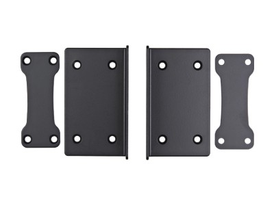 "RES 19"" Rackmount Kit for a Two MA60/MA60 MEDIA Amps"