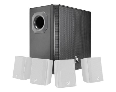 EVID 40S Subwoofer 200W Component for EVID S44 BLACK