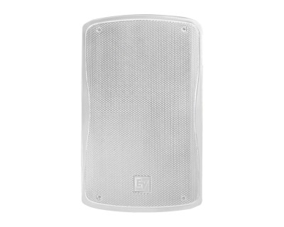 "ZX1.90 White 8"" 2-Way Speaker 90x50deg 200W + FREE COVER"