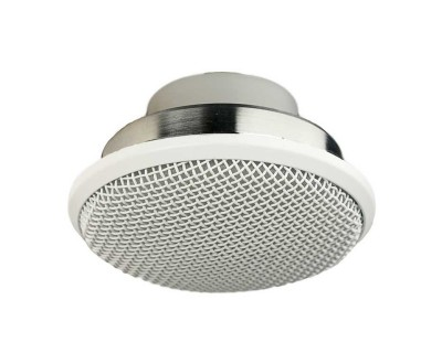 M70W Flush Panel/Ceiling/Desk Condenser Boundary Mic White