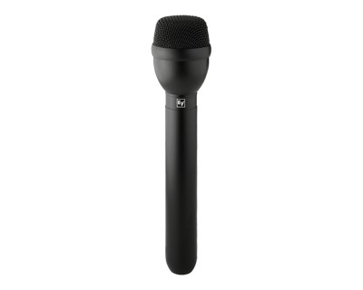 RE50B Classic Omni Interview Microphone BLACK