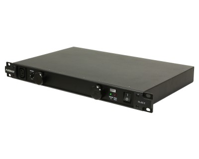 PL8CE Power Conditioner 10A 11xIEC Out with Two Lights 1U