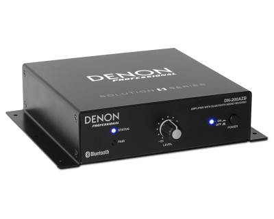 DN200AZB 1Ch Rem Amp 20W With Bluetooth Rec 20W 4ohm/100V