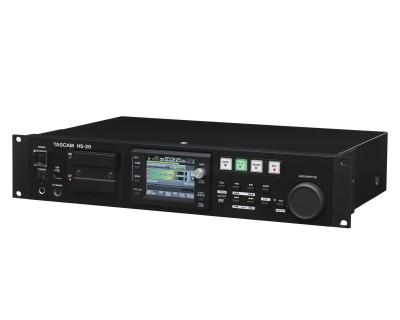 HS20 2Ch Pro Solid State Stereo Recorder/Player RS232C 2U