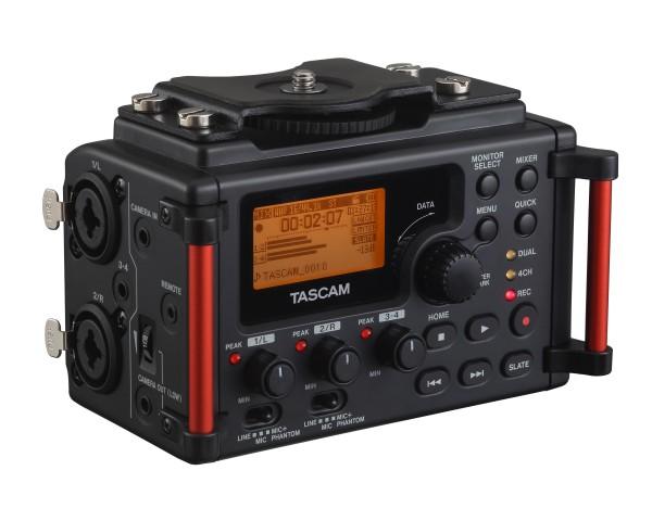 Buy DR60DMK2 4-Track Solid State DSLR Linear PCM Audio