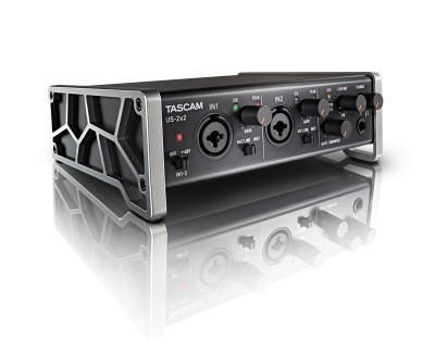 US2X2 2 in 2 out USB2 Audio/Midi Interface with Mic Preamps