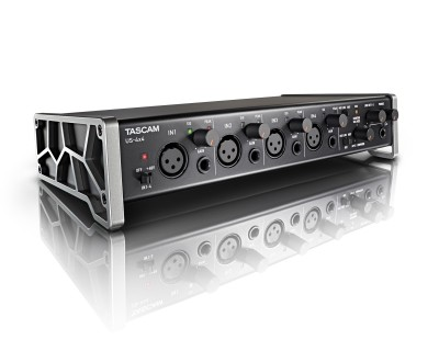 US4X4 4 in 4 out USB2 Audio/Midi Interface with Mic Preamps