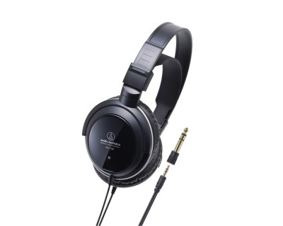 ATHT300 High Quality Lightweight Enclosed Headphones