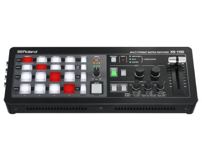 XS1HD Multi-Format Video AV Matrix Switcher