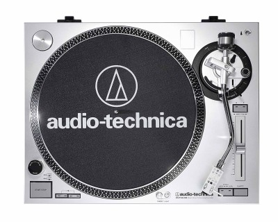 ATLP120 USB HC Turntable with USB Analogue Out Inc Cart