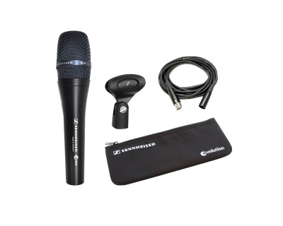 E965 Pro Switched Cardioid/Supercardioid True Condenser Mic