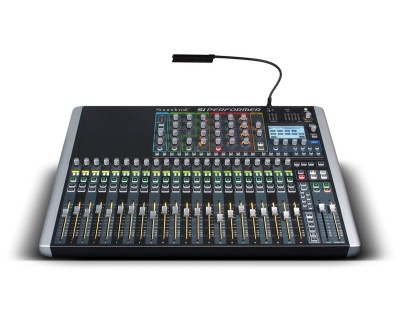 Si Performer 2 24Ch Digital Mixer with DMX Light Control