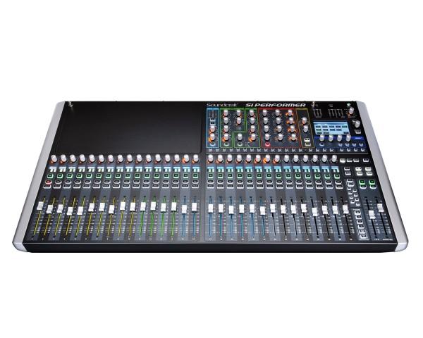 buy si performer 3 32ch digital mixer with dmx light control scr0539 leisuretec distribution. Black Bedroom Furniture Sets. Home Design Ideas