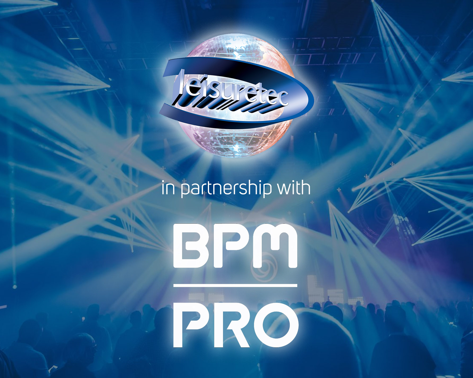 Leisuretec announced as BPM | PRO's Official Trade Ticket Partner for 2017