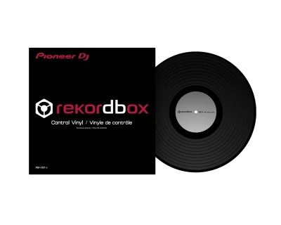 RBVS1K Lightweight Control Vinyl for PLX500/1000