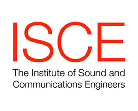ISCE gains ECS Accreditation Status for Sound Engineers