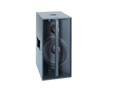 "RX118S 1x18"" Compact Subwoofer 600W"