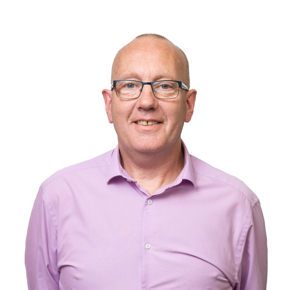 Meet Graeme... he's new to our External Sales team!