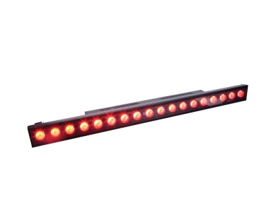 MEGA Tri Bar 1m Indoor LED Bar with 18x3W RGB LEDs