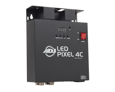 LED Pixel 4C 4 Channel Controller for LED Pixel Tube 360