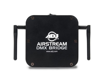 Airstream DMX Bridge Interface for Airstream App (IOS only)