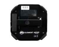 ADJ ELEMENT HEXIP Wireless Batt Uplight 4x10W RGBAW+UV LEDs IP54 - Image 2