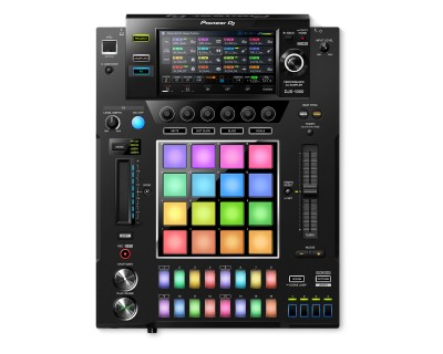 "DJS1000 DJ Standalone Sampler with 7"" Touchscreen"
