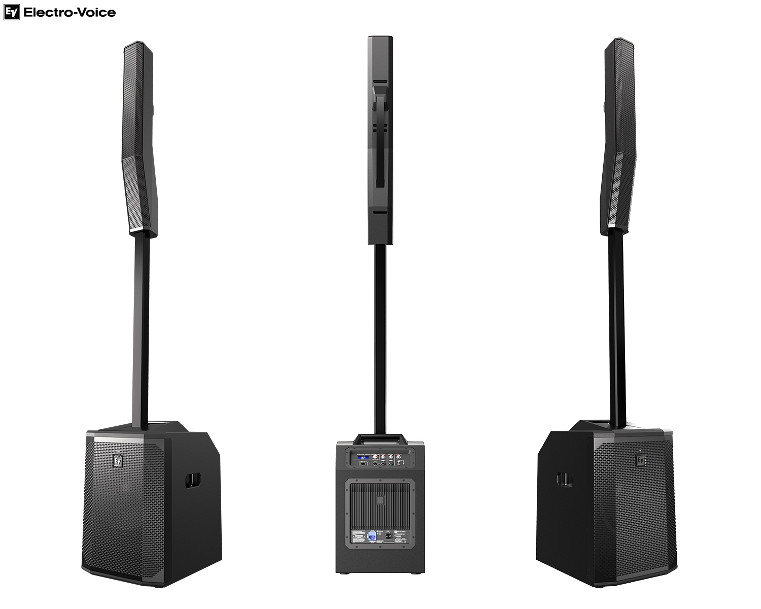 Electro-Voice Evolve 50 review by Audio Technology Magazine