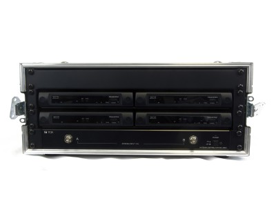 S4.10L Rack 4 CH38 S4.10 (x4) Racked Incl ADU/PSU/Flightcase