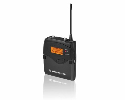 EK2000 CH38 Pocket/Camera Receiver with Adaptive Diversity