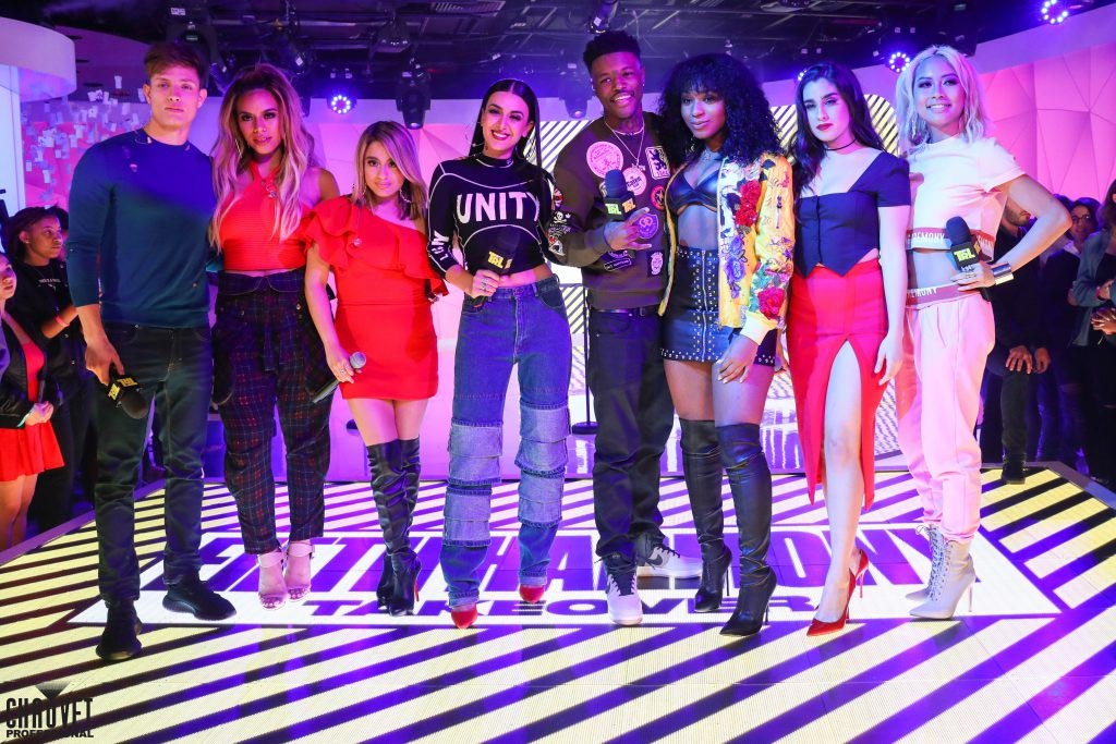 Maverick MK Pyxis by CHAUVET Professional brings the party to MTV's TRL Revival