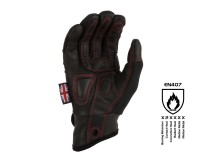 Dirty Rigger Phoenix Heat & Flame Resisting Extended Cuff Gloves (M) - Image 2