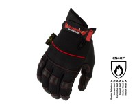 Dirty Rigger Phoenix Heat & Flame Resisting Extended Cuff Gloves (M) - Image 3