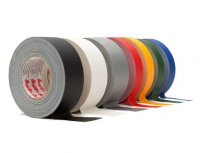 MagTape Matt 500 Residue Res Gaffer Tape 25mm x 50m