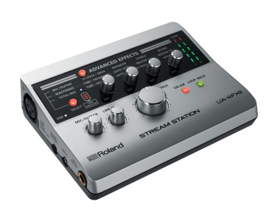 UA4FX2 Stream Station Compact USB Audio Interface