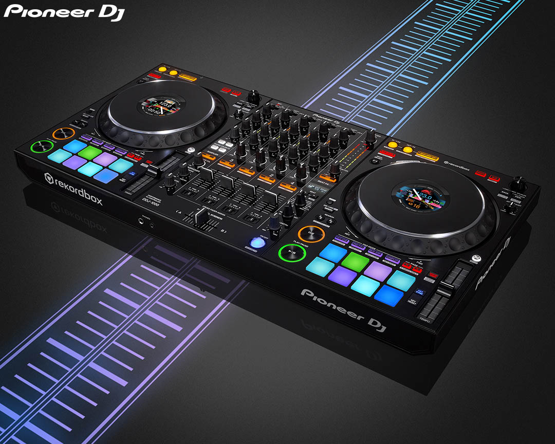 Meet the DDJ-1000 controller by Pioneer DJ