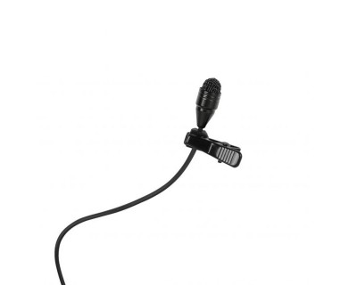 TGL58C Condenser Clip-on Microphone Waterprotected BLACK