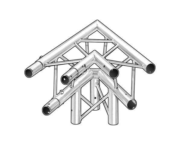 Buy 200 Truss Junct 3 Way 45deg Apex Down