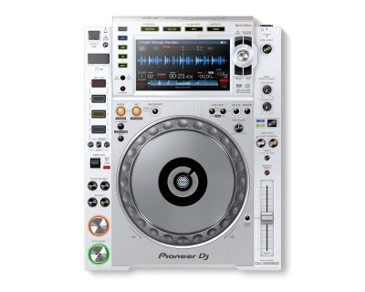CDJ2000NXS2 LIMITED EDITION WHITE USB DJ Controller