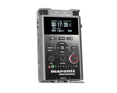 PMD561 Handheld Solid State Recorder for up to 64GB SD