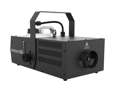 Hurricane 2000 Professional High Volume Fog Machine 25000cfm