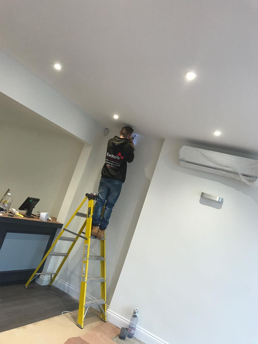 Phenomenal Excite Av Power The New Eltham Conservative Club With Cloud Home Interior And Landscaping Ologienasavecom