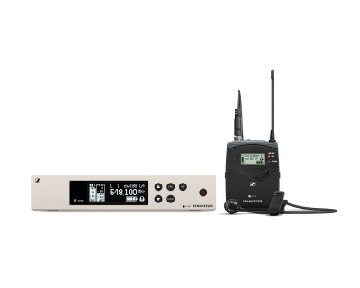 EW100 G4 ME4-E Lapel System with ME4N Cardioid Mic CH70