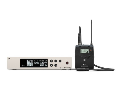 EW100 G4-1G8 Guitar/Instrument System with CI1N Cable 1.8GHz