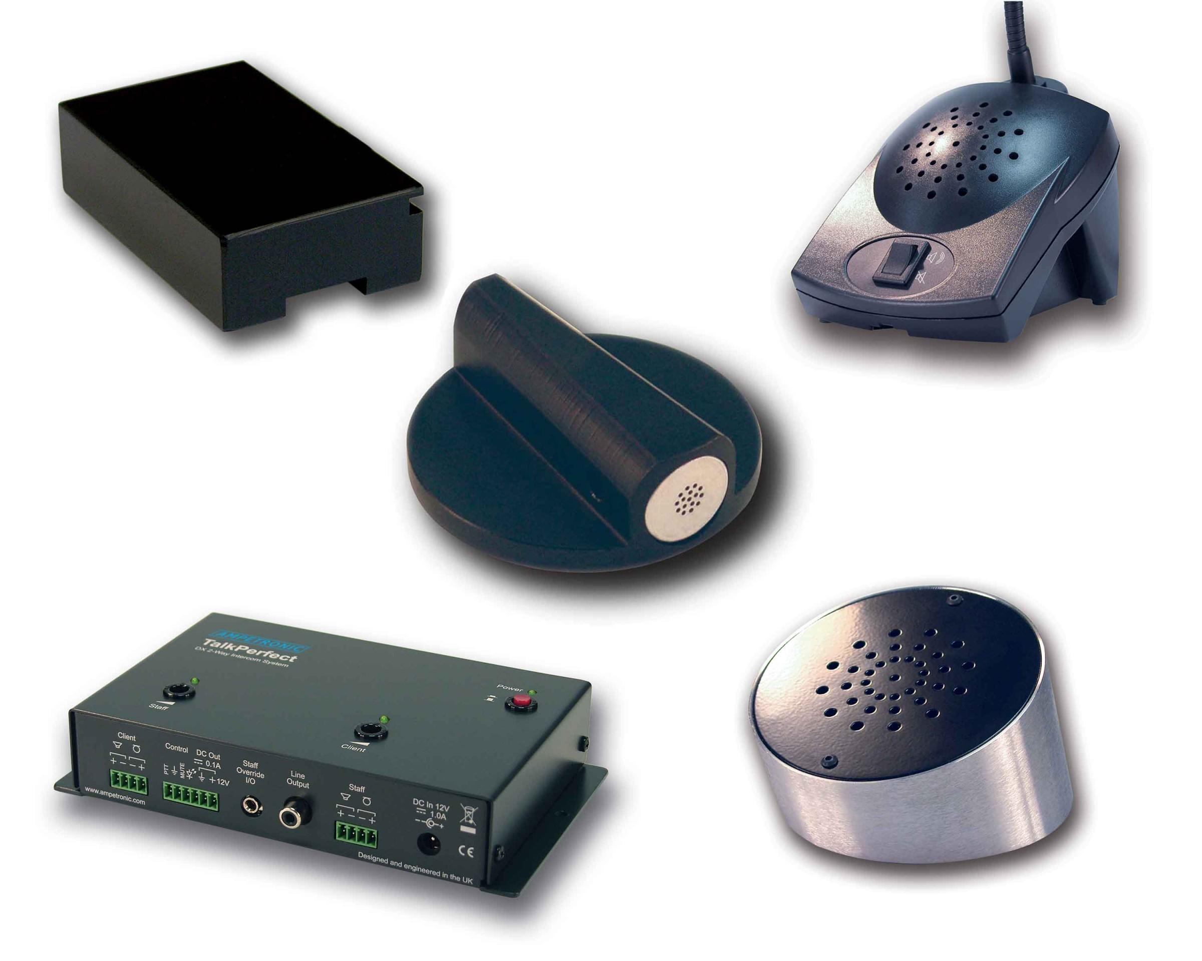 Buy Talk Perfect Kit 1 Duplex Intercom Speech Transfer System Tp Amplifier Box Kit1 Leisuretec Distribution