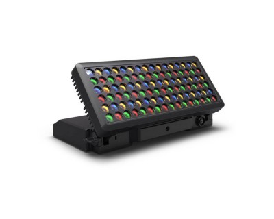 WELLPADX4 RGBA LED Uplighter 4 Units in Charging Flightcase