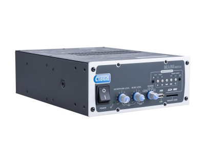 *B-GRADE* MA60 MEDIA Mixer Amp with USB/SD/MP3 60W 1/2 Rack