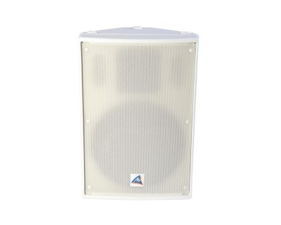 "XRS10W 2-Way 10"" Polyprop Installation/PA Speaker 250W WHITE"