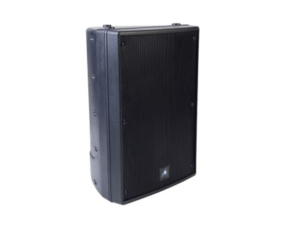 "XRS12 2-Way 12"" Polyprop Installation/PA Speaker 500W BLACK"