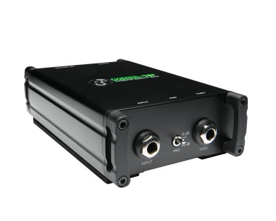 "MDB1P Passive Direct Box with 1/4"" Input and XLR Output"